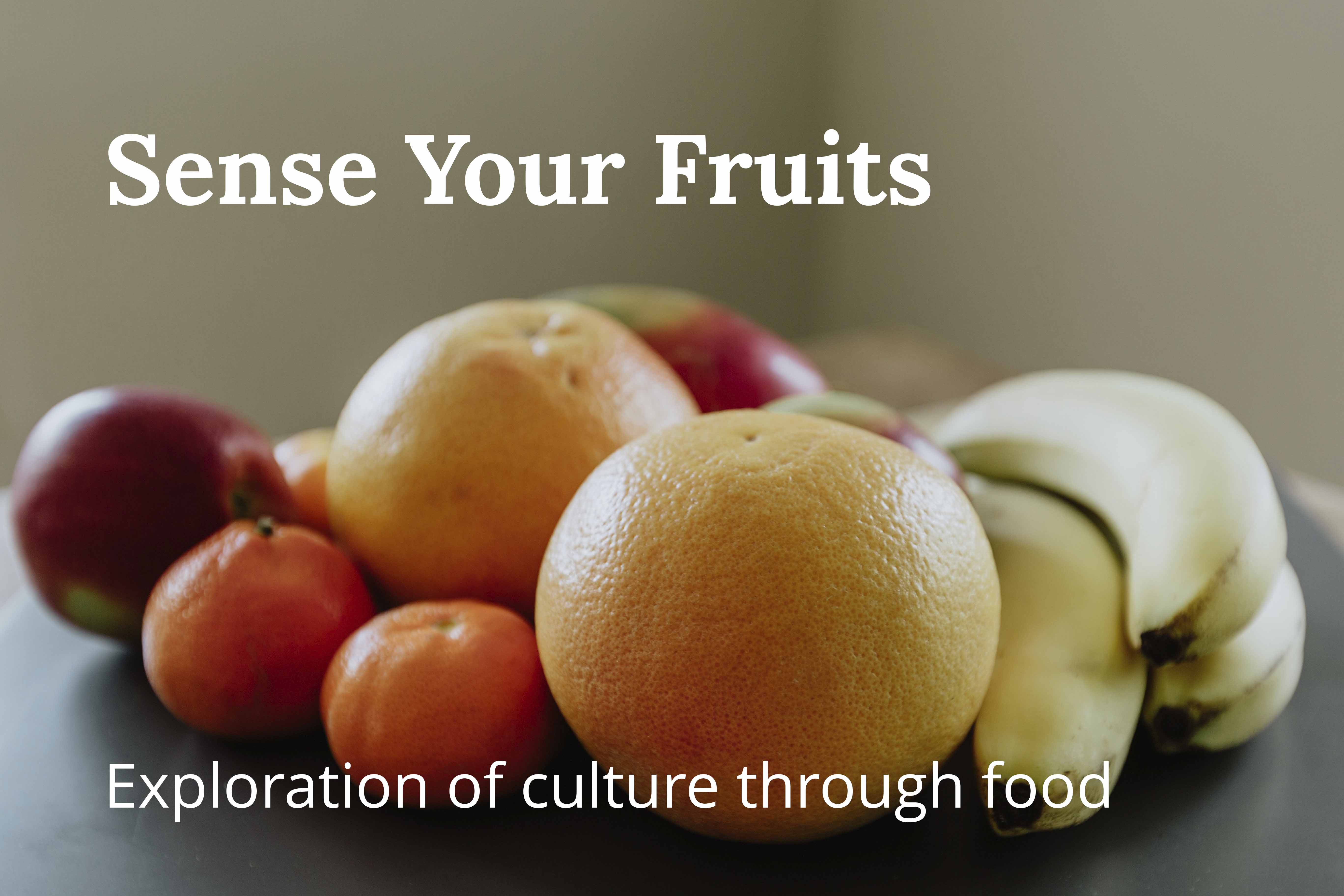 Sense your Fruits