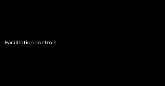 facilitation control
